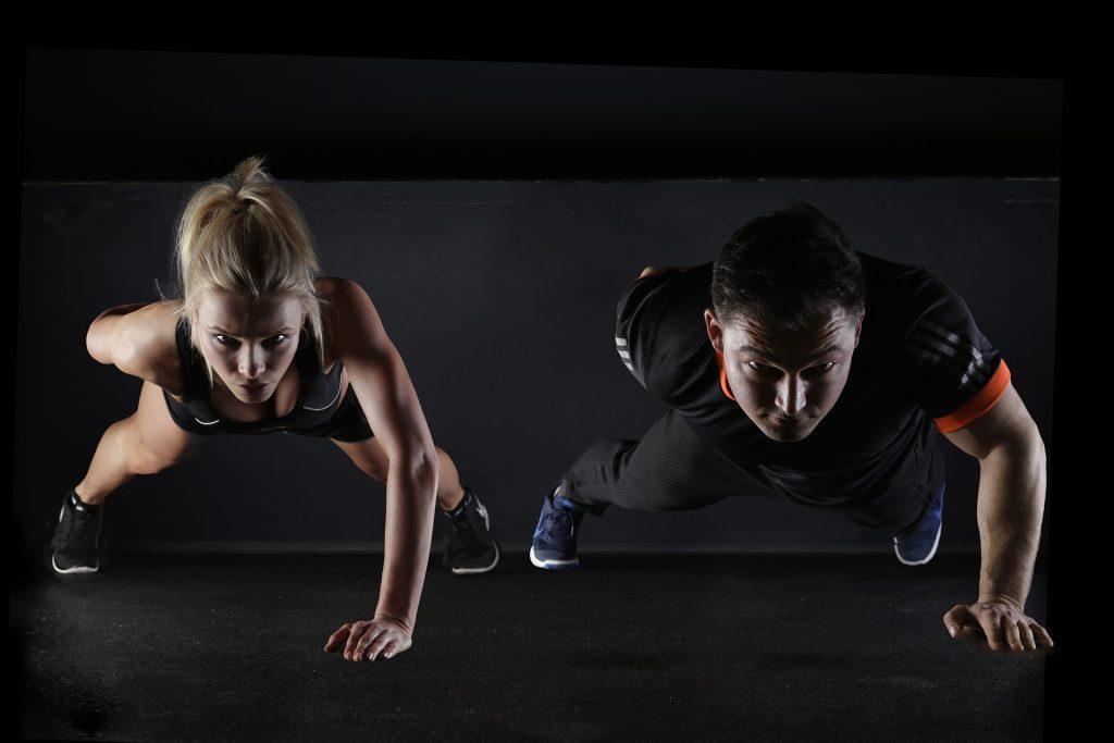 Sport für mehr Potenz - Energie steigern